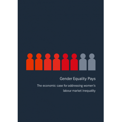 Gender Equality Pays: The economic case for addressing women's labour market inequality